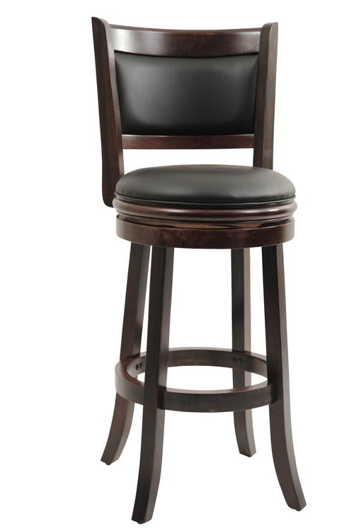 Boraam Augusta Swivel Stool