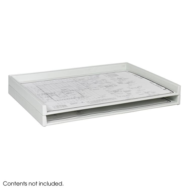 Safco Giant Stack Tray, 30 x 42