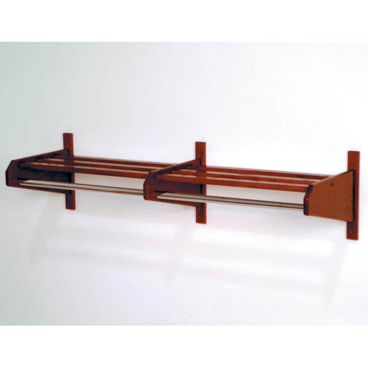 Oak Coat & Hat Rack [Item # 48DCRMH-58]