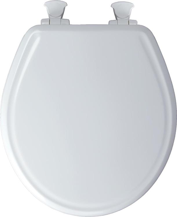 48Slowa-000 Seat Round White
