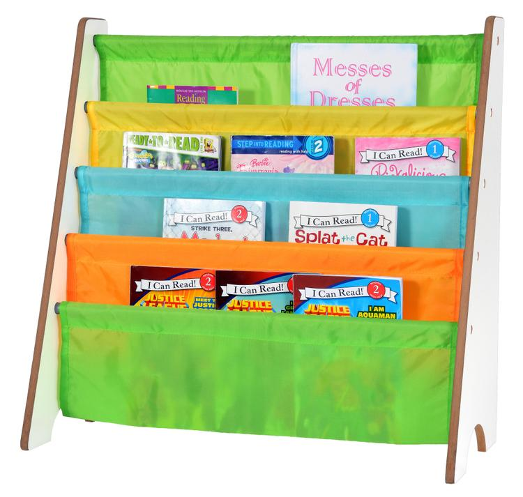 Naomi Kids Toy Sling Bookrack