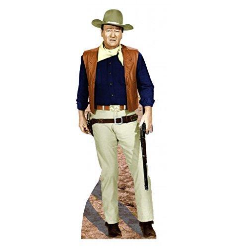 John Wayne - Rifle at Side