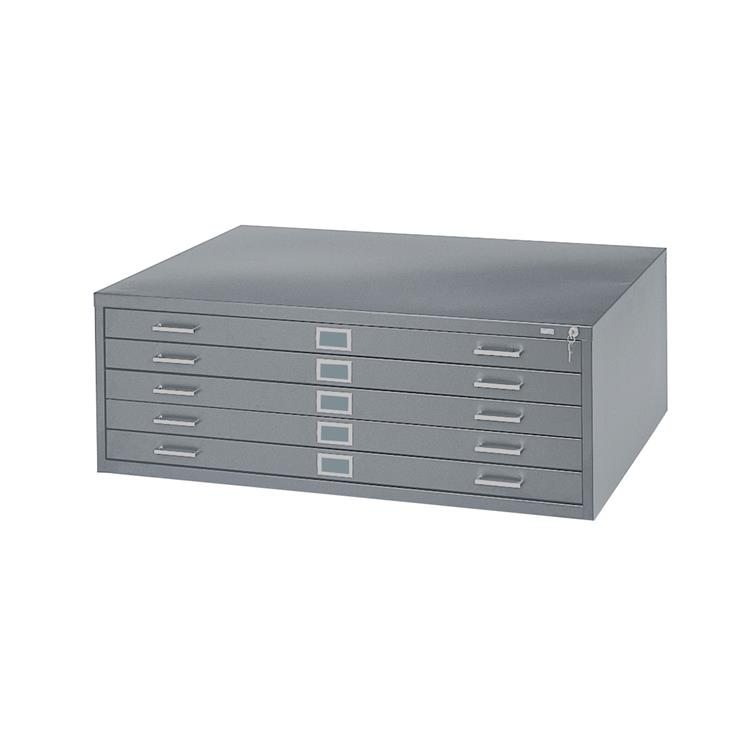 Flat File, 5 Drawer, For 24