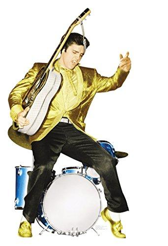 Elvis Presley with Drums -TALKING