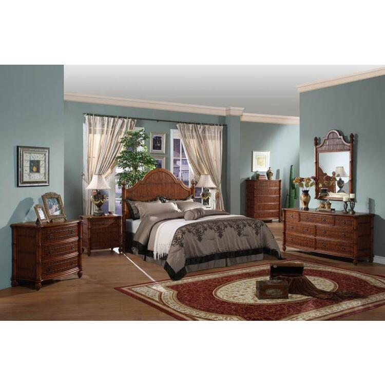 Thomastown 4 Piece Bedroom Set, Size Twin