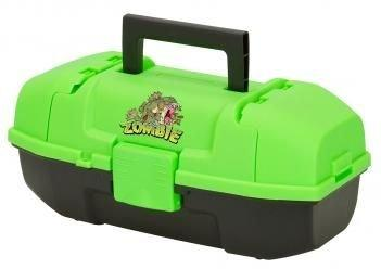 Tackle Box, Youth, Zombie, Green/Black