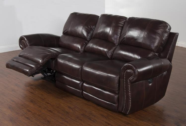 Colorado Dual Power Reclining Sofa