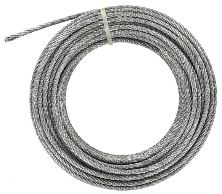 50075 Cable 3/16 7X19 100'