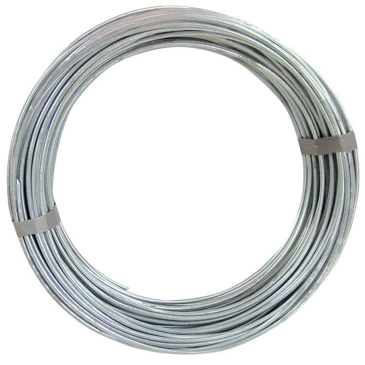 50141 Galv Wire 12G 100'