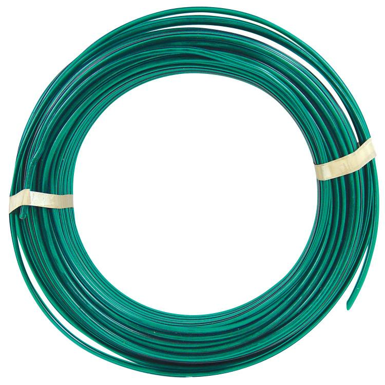 50149 Wire Coated 100' Grn
