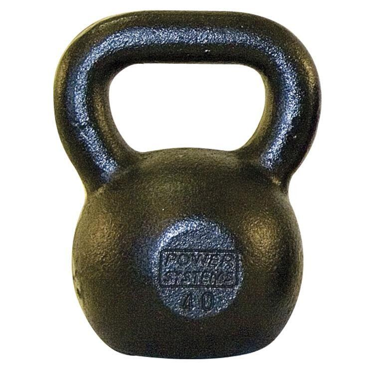 Power Systems Kettlebell, Size 100 lb. - Power Systems - 50211-1a