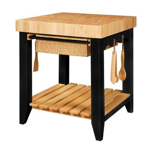 Color Story  Butcher Block Kitchen Island