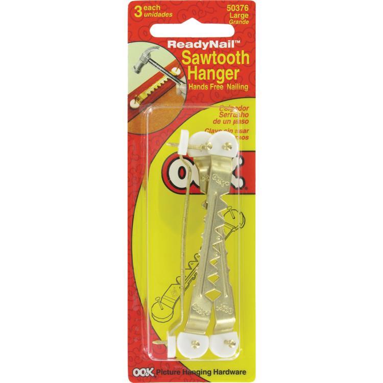 50376 Sawtooth Hanger Lg