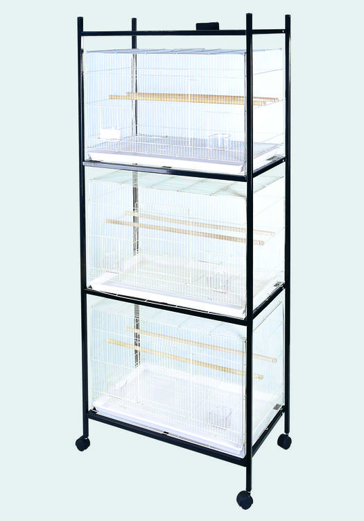 4 Tier, Stand for 503 Cages