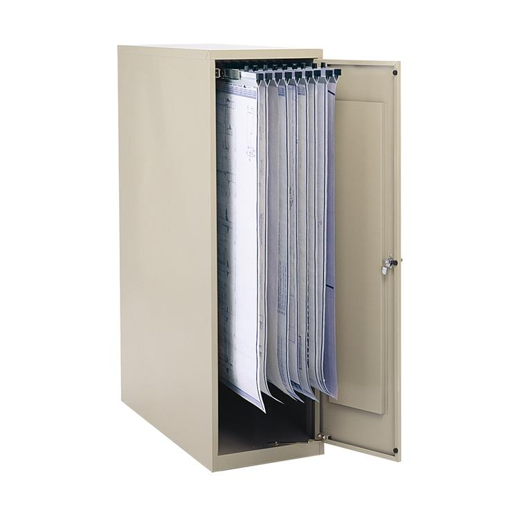 Vertical Storage Cabinet, Large, For 18