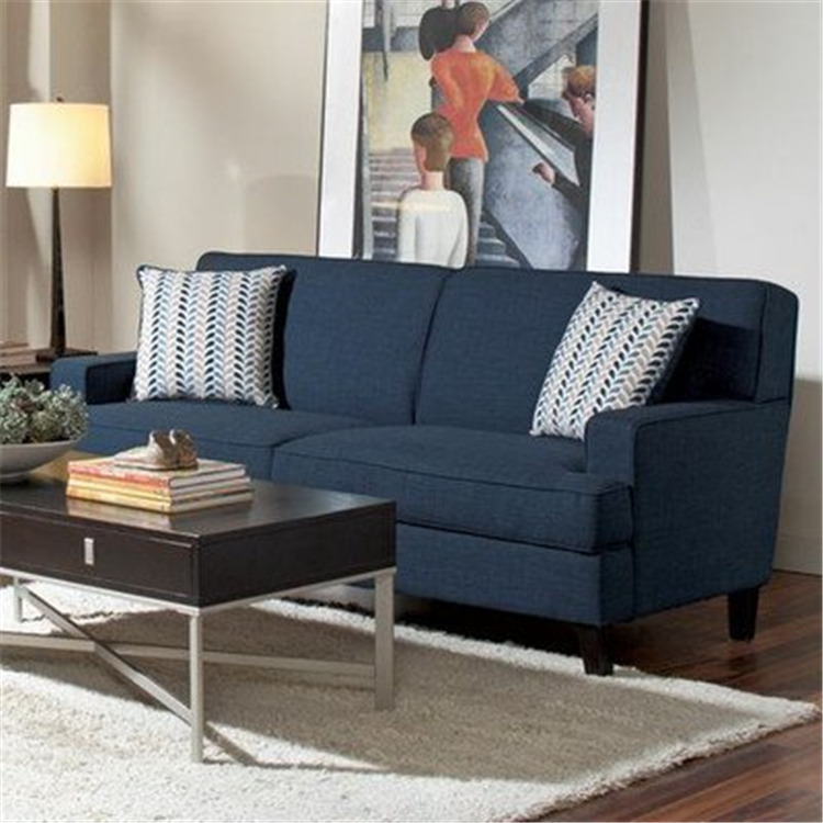 Brilliant Coaster Finley Transitional Blue Sofa Blue Transitional Cappuccino Pdpeps Interior Chair Design Pdpepsorg