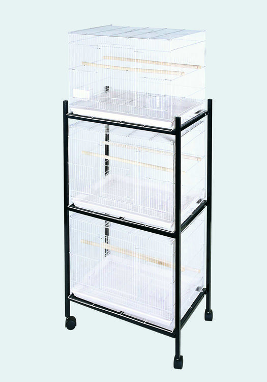 3 Tier, Stand for 504 Cages