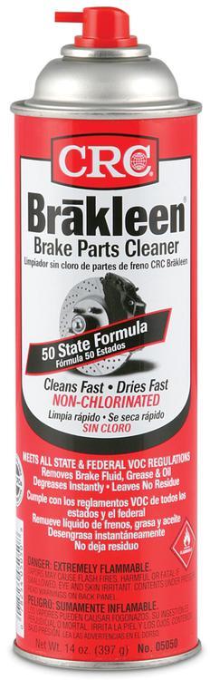 CRC 05050 Brakleen Cleaner 14Oz
