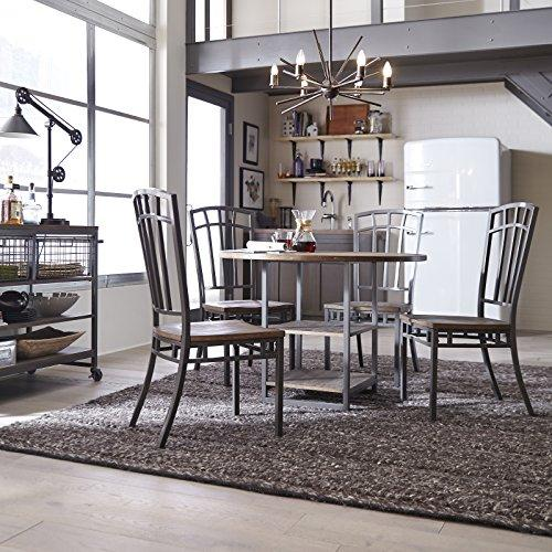 Home Styles Barn side Metro 5 Pc Dining Set