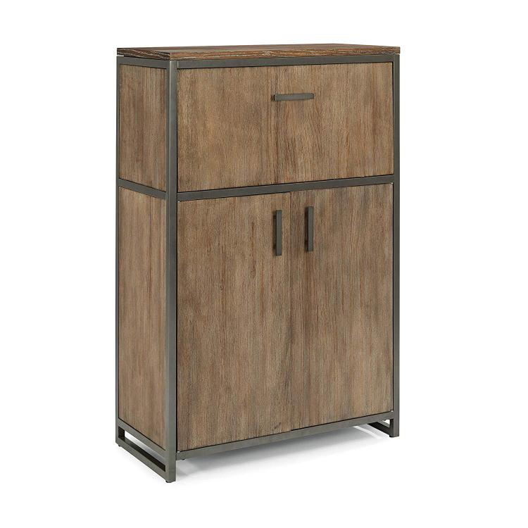 Home Styles Barn side Metro Bar Cabinet [Item # 5053-99]