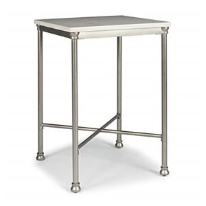 Home Styles Orleans Marble Finished Quartz Top Bar Table