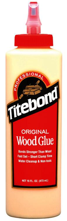 Titebond 5064 16 Oz Yellow Titebond® Original Wood Glue