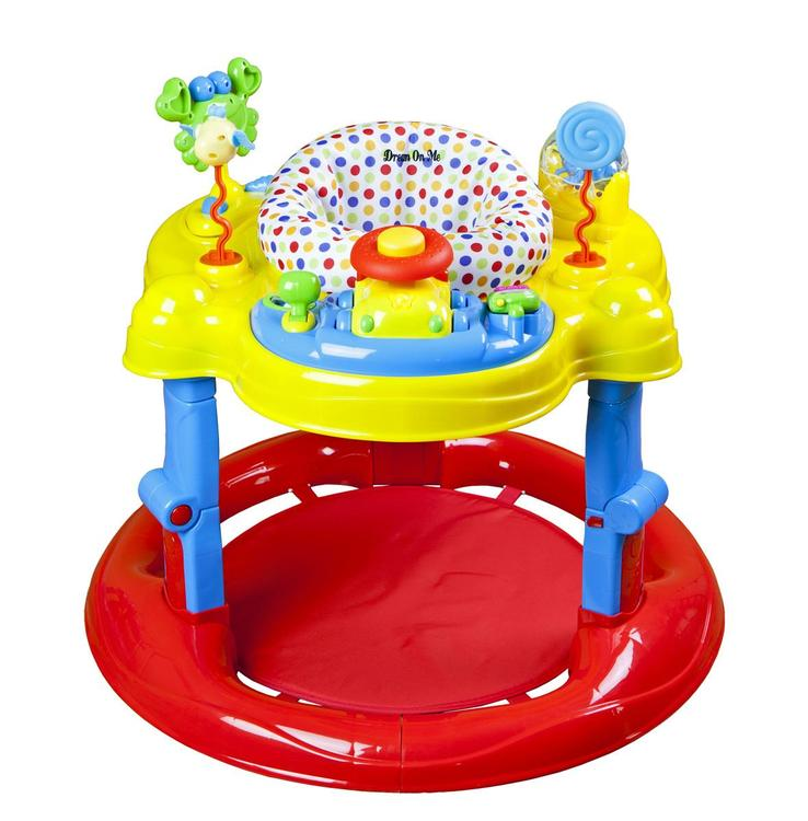 Dream On Me Spin, Musical Activity Center
