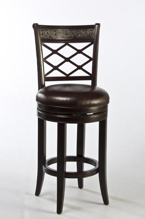 Spalding Swivel Counter Stool