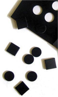 Dycem® non-slip self-adhesive feet (7/8