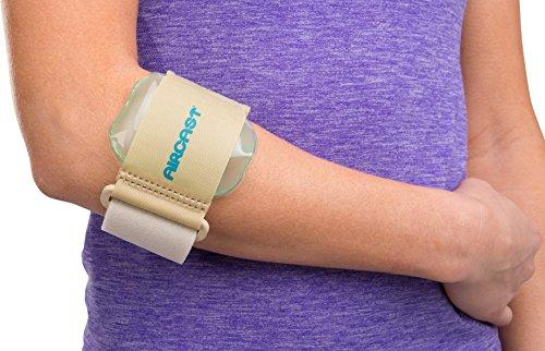 FEI FEI Pneumatic Armband for tennis elbow - beige