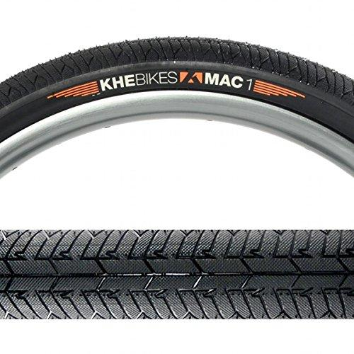 MAC1 FLAT 20 x 40mm Folding Black Tire