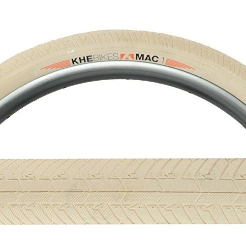 MAC1 FLAT 20 x 40mm Folding White Tire
