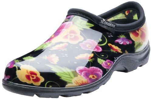5114Bp06 Grdn Shoe Pansey 6