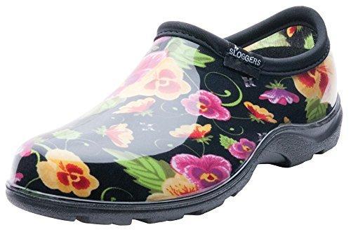 5114Bp10 Grdn Shoe Pansey 10