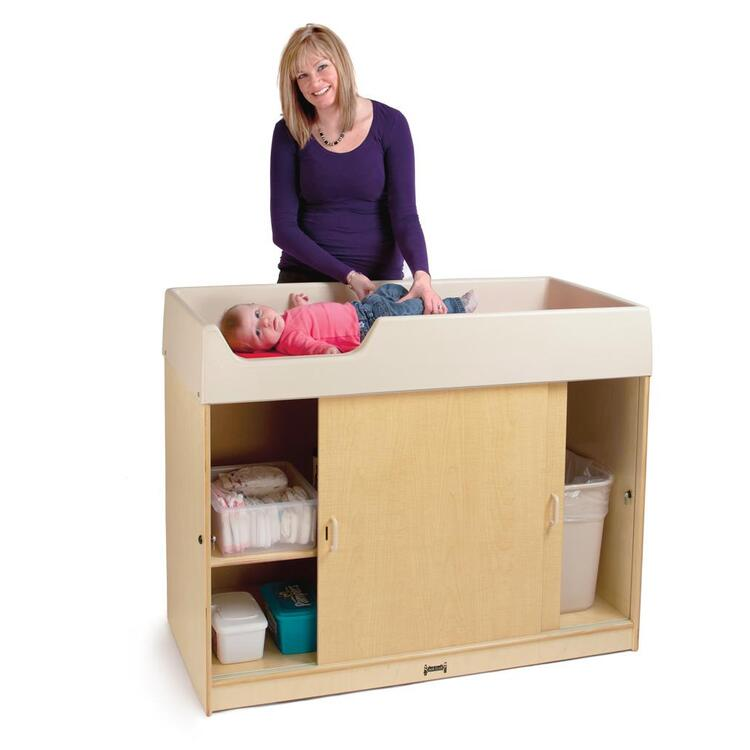 Jonti-Craft® Changing Table