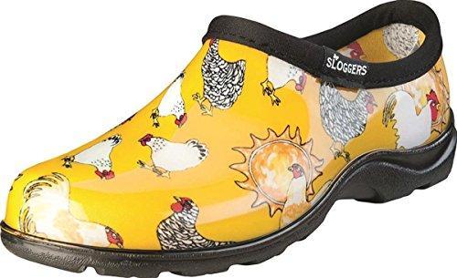 5116Cdy07 Shoe Chkn Yllw Sz 7