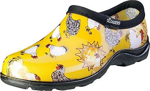 5116Cdy09 Shoe Chkn Yllw Sz 9