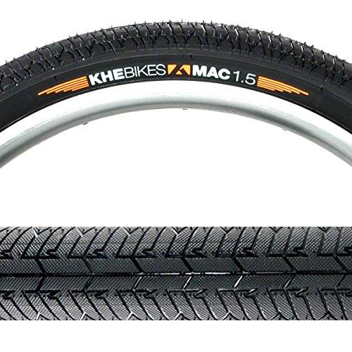 MAC1.5 STREET 20 x 48mm Wire Bead Black Tire