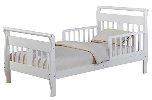 Angel Line Haley Toddler Bed, White