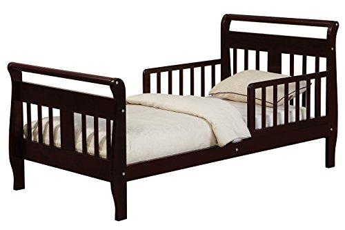 Angel Line Haley Toddler Bed, Espresso