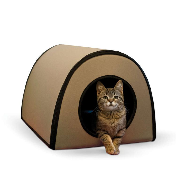 K&H Pet Mod Thermo-Kitty Shelter