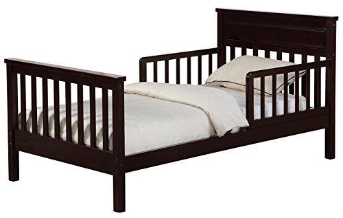 Angel Line Cameron Toddler Bed, Espresso