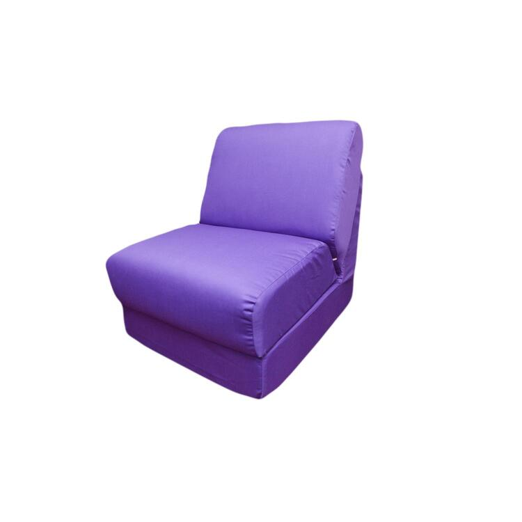 Canvas Teen Chair with Pillow