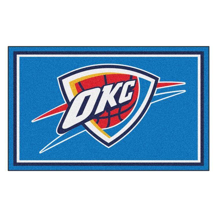 NBA - Oklahoma City Thunder [Item # 5124A]