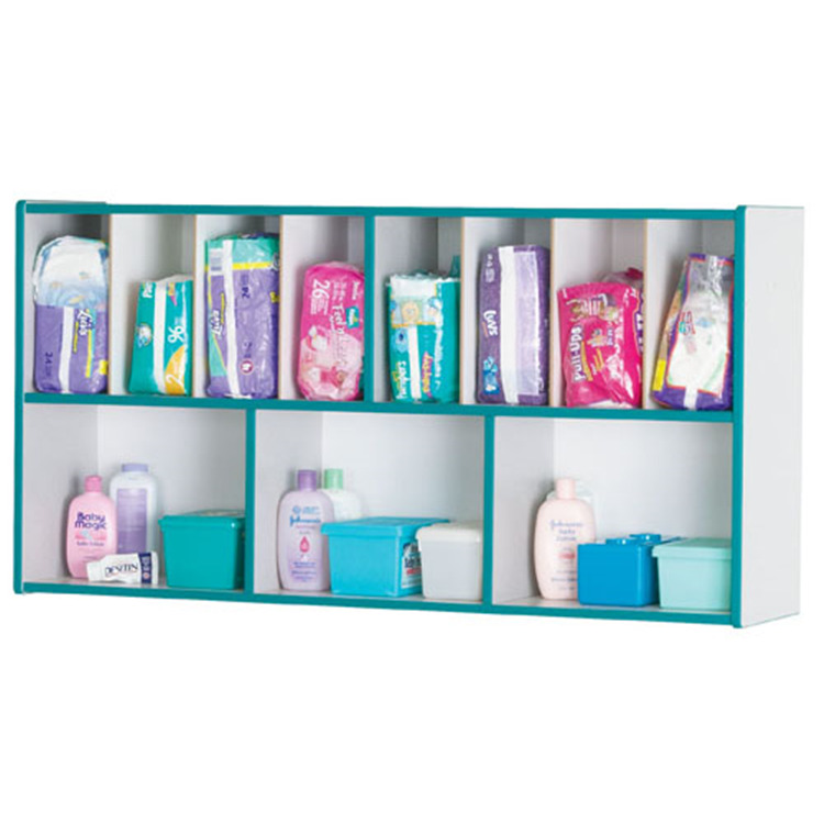 Jonti-Craft Diaper Organizer - Black