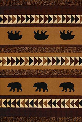 Woodcut Bear [Item # 5162965935C]