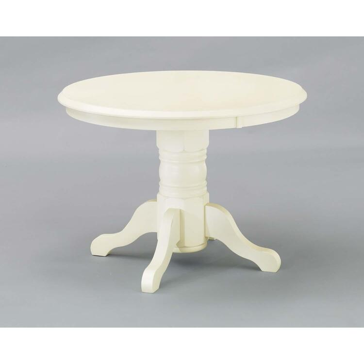 Home Styles Round Dining Table With Pedestal Base