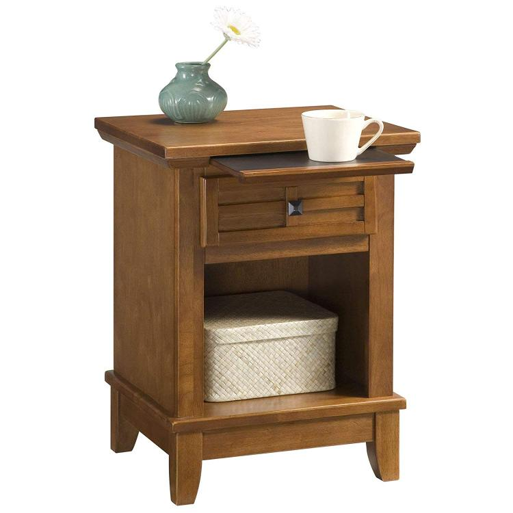 Home Styles Arts And Crafts Night Stand [Item # 5180-42]