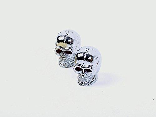 CLATCH Skull Valve Caps