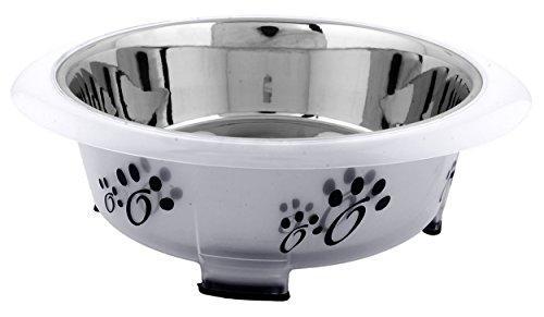 Iconic Pet Color Splash Designer Oval Fusion Bowl